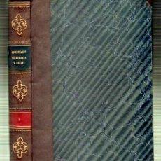 Libros antiguos: DICCIONARIO DE MEDICINA Y CIRUGIA. TOMO I. A-MEDI-173. Lote 42547344