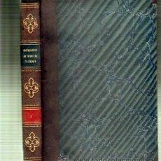 Libros antiguos: DICCIONARIO DE MEDICINA Y CIRUGIA. TOMO III. A-MEDI-174. Lote 42547418