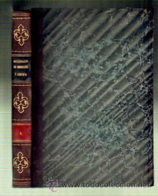DICCIONARIO DE MEDICINA Y CIRUGIA. TOMO VI. A-MEDI-175 (Libros Antiguos, Raros y Curiosos - Ciencias, Manuales y Oficios - Medicina, Farmacia y Salud)