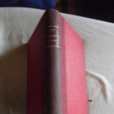 Libros antiguos: EL MONITOR DE LOS MEDICAMENTOS MODERNOS POR MACARIO BLAS Y MANADA. Lote 43475605