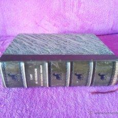 Libros antiguos: L'ART COMPLET DU VETERINAIRE, DU MARECHAL FERRANT, M. J. 1827 + COURS VETERINAIRE, F. JAUZE 1817. Lote 43710146