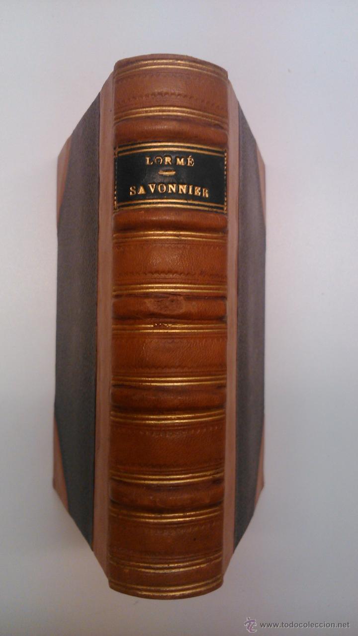NOVEAU MANUEL COMPLET DU SAVONNIER (Libros Antiguos, Raros y Curiosos - Ciencias, Manuales y Oficios - Medicina, Farmacia y Salud)