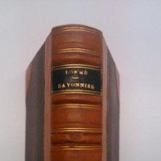 Libros antiguos: NOVEAU MANUEL COMPLET DU SAVONNIER. Lote 43895658