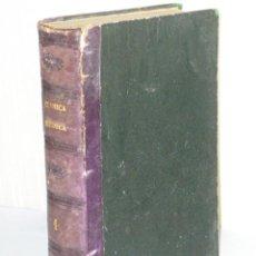 Libros antiguos: CLINICA MEDICA DEL HOTEL-DIEU DE PARIS.. TOMO I (1864). Lote 43954911