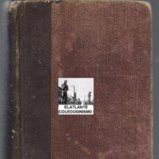 Libros antiguos: MANUAL DEL PRACTICANTE - TOMO III - COMPENDIO DE OBSTETRICIA - ARTURO CUBELLS BLASCO - PUBUL 1936. Lote 44002657