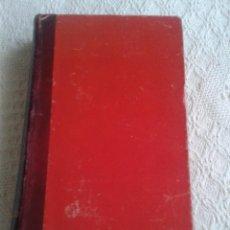 Libros antiguos: PRONTUARIO DE CLINICA PROPEDEUTICA. LEON CORRAL Y MAESTRO. 1911. 3ª EDICION. Lote 44026694