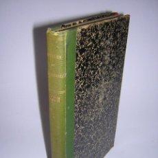 Libros antiguos: 1908 - ANALES DE LA ACADEMIA DE OBSTETRICIA, GINECOLOGÍA Y PEDIATRÍA. Lote 44042754