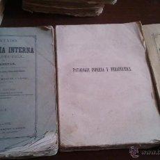 Libros antiguos: TRATADO DE PATOLOGÍA INTERNA POR F. NIEMEYER TOMOS 1 2 Y 4. Lote 44068014