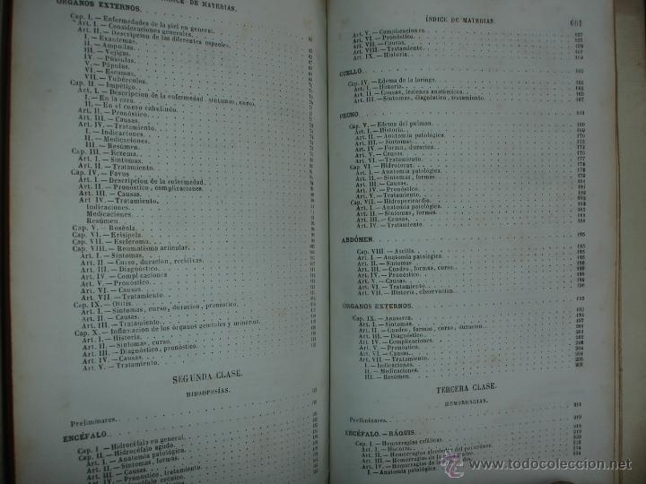 Libros antiguos: Tratado clínico y práctico de las enfermedades de los niños 1886 - Foto 4 - 44072302