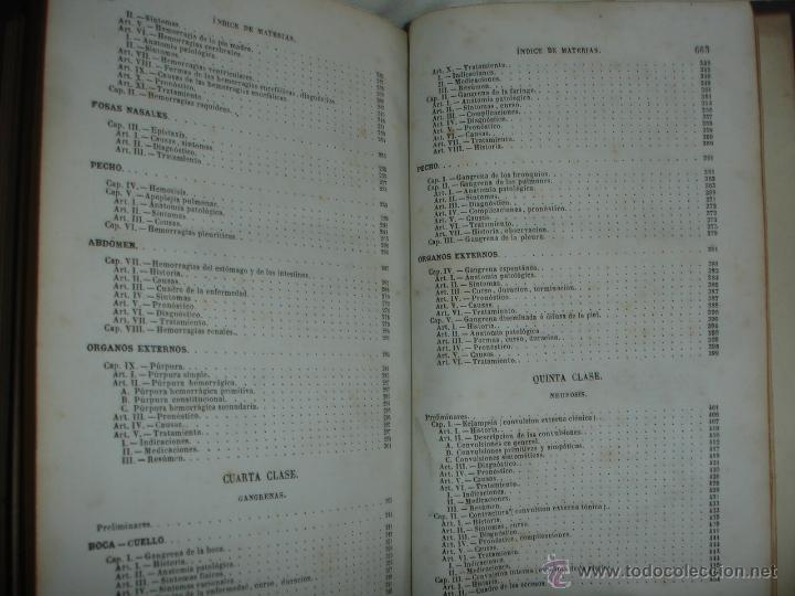 Libros antiguos: Tratado clínico y práctico de las enfermedades de los niños 1886 - Foto 5 - 44072302