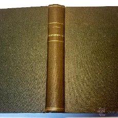 Libros antiguos: RONTGENOLOGIA DE ALBAN KOHLER. EDITORIAL LABOR. AÑO 1933. CON 400 ILUSTRACIONES. VER. Lote 45194543