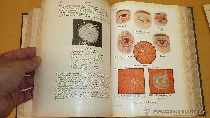 Libros antiguos: EL MEDICO DEL HOGAR. Jenny Springer. Sopena. Año 1936. Muy ilustrado con grabados y libreto adjunto - Foto 3 - 44374111