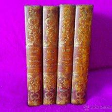 Libros antiguos: HOMEOPATIA,NUEVO MANUAL DE MEDICINA HOMEOPATICA, DR. G. H. G. JAHR, D. SILVERIO RODRIGUEZ LOPEZ 1858. Lote 45386936