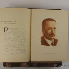 Libros antiguos: 5314- PRODUCTOS FARMACEUTICOS FAES. PREMIOS NOBEL DE MEDICINA. VARIOS AÑOS. . Lote 45569664