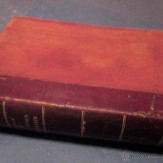 Libros antiguos: 'MANUAL DE DIAGNÓSTICO QUIRÚRJICO' S. DUPLAN. E. ROCHARD Y E. DEMOULIN. ED 1895. ESPASA.. Lote 45996442