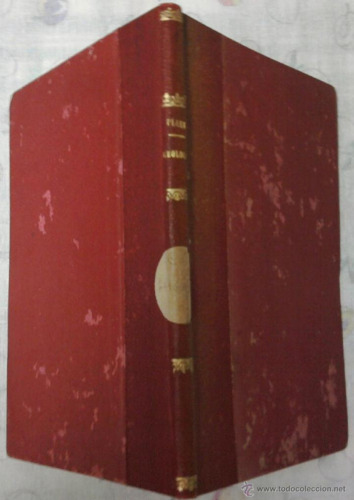 Libros antiguos: FARMACIA Y MEDICINA-ANTIGUO LIBRO-ELEMENTOS DE GEOLOGIA FARMACEUTICA-AÑO 1877 UNICO EN VENTA,RARO - Foto 2 - 46174461