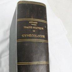 Libros antiguos: L-1041. TRAITÉ PRATIQUE DE GYNÉCOLOGIE. PAR Dª A. AUVARD. CON 525 FIGURAS. PARIS 1892. EN FRANCES.. Lote 46329738