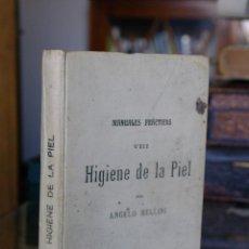Libros antiguos: HIGIENE DE LA PIEL. Lote 46352282