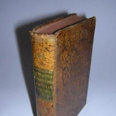 Libros antiguos: 1830 - JUAN MOSÁCULA - ELEMENTOS DE FISIOLOGÍA ESPECIAL O HUMANA - TOMO I. Lote 46774907