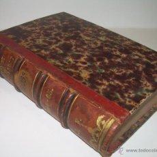 Libros antiguos: LIBRO DE MEDICINA...... ANUARIO DE THERAPEUTIQUE....AÑO...1.864. Lote 47031880