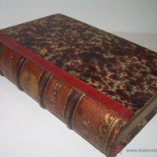 Libros antiguos: LIBRO DE MEDICINA...... ANUARIO DE THERAPEUTIQUE....AÑO...1.870. Lote 47031921