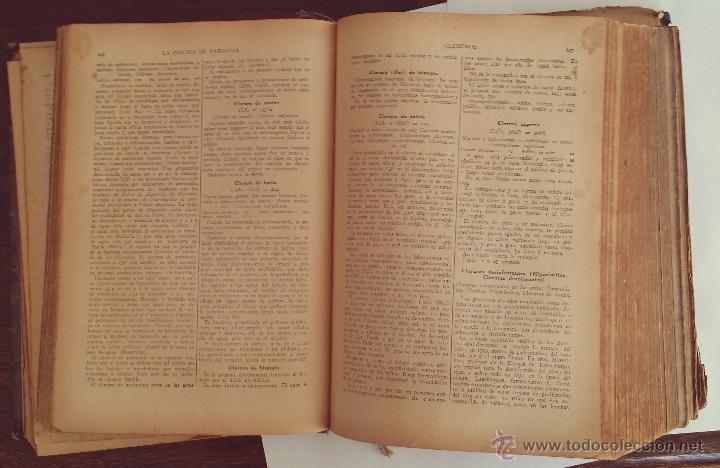 Libros antiguos: La oficina de Farmacia Dorvault 1930 - Foto 3 - 47390180