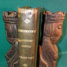 Libros antiguos: TRATADO DE ENFERMEDADES HERPÉTICAS Y SIFILÍTICAS. DE VICENTE Y HEDO. MADRID 1865. MEDICINA. SIFILIS. Lote 47820334
