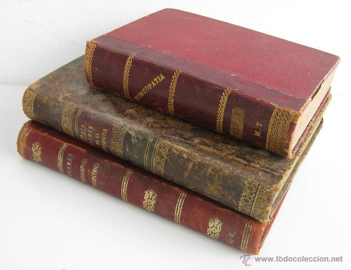 Libros antiguos: IMPOSIBLE LIBRO ANTIGUO 1851 MEDICINA HOMEOPATICA EXAMEN DE LA HOMEOPATIA POR DOCTOR MATA MADRID - Foto 4 - 48189457