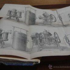Libros antiguos: EL RESTAURADOR FARMACEUTICO - AÑOS 1878 - 79 - PEDRO CALVO ASENSIO - JUAN TEIXIDOR Y COS. Lote 48585421