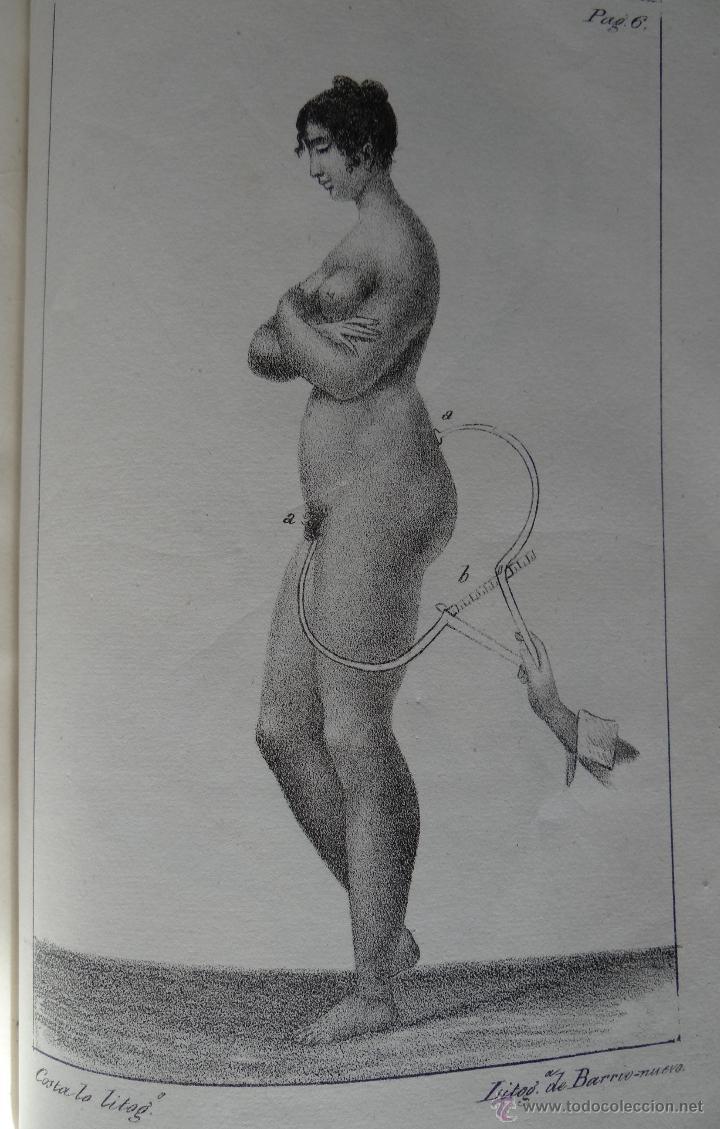 Libros antiguos: CURSO COMPLETO DE PARTOS POR JULIO HATIN . MADRID 1.835 (1ª EDICION) TOMO 1ºy2º. LITOGRAFIAS - Foto 5 - 49416557