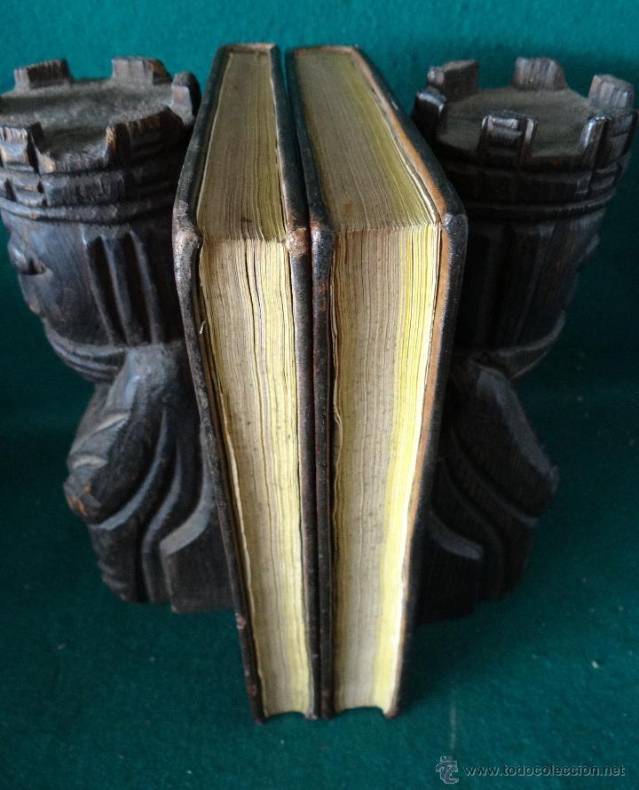 Libros antiguos: CURSO COMPLETO DE PARTOS POR JULIO HATIN . MADRID 1.835 (1ª EDICION) TOMO 1ºy2º. LITOGRAFIAS - Foto 16 - 49416557