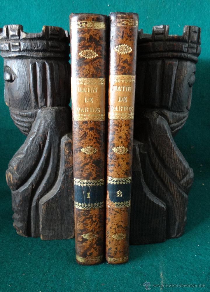 Libros antiguos: CURSO COMPLETO DE PARTOS POR JULIO HATIN . MADRID 1.835 (1ª EDICION) TOMO 1ºy2º. LITOGRAFIAS - Foto 21 - 49416557