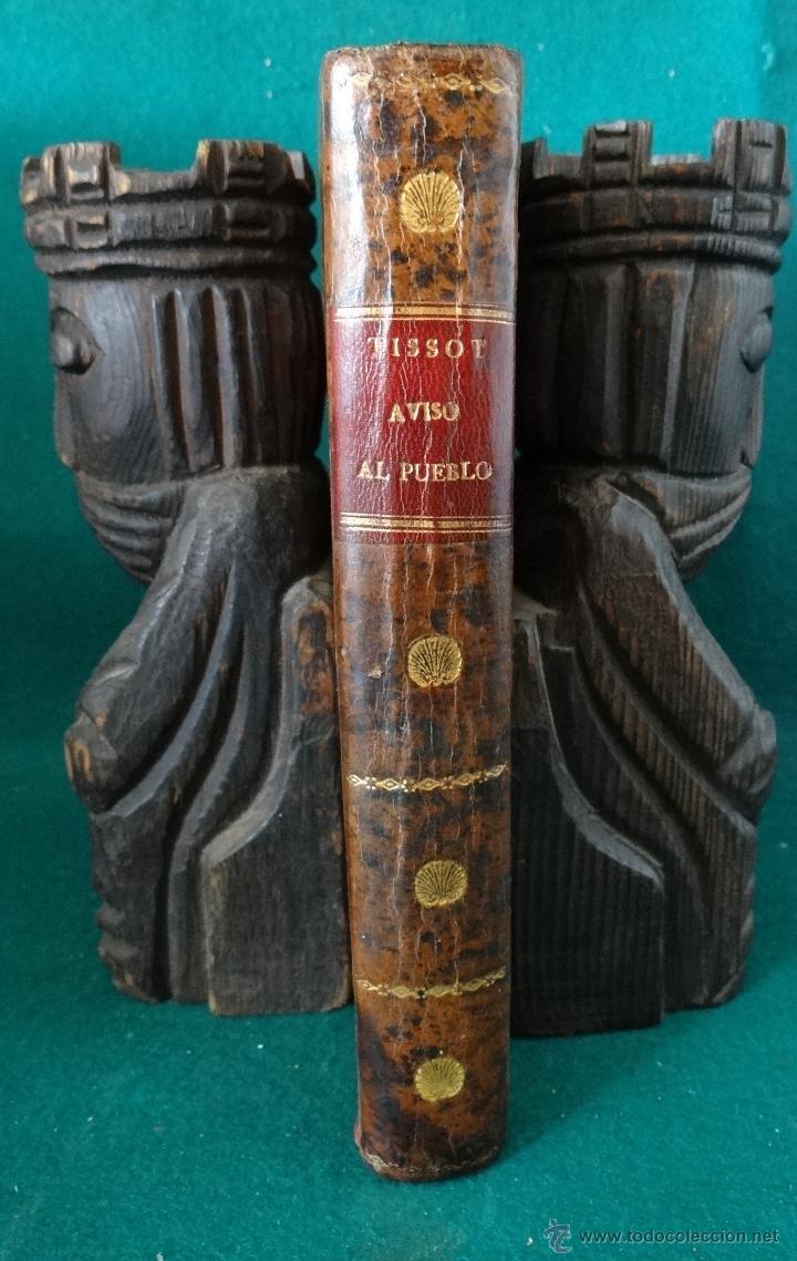 Libros antiguos: TRATADO DE ENFERMEDADES DE LAS GENTES DEL CAMPO POR MR. TISSOT - MADRID 1815 - MEDICINA. - Foto 8 - 27187779