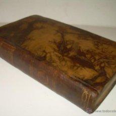 Libros antiguos: LIBRO DE MEDICINA TAPAS DE PIEL....RATIO MEDENDI......AÑO..1.771. Lote 49578726