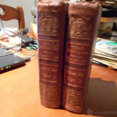 Libros antiguos: CURIOSA OBRA EN DOS TOMOS DE 1900 CONOCIMIENTOS PARA LA VIDA PRIVADA. Lote 49605489