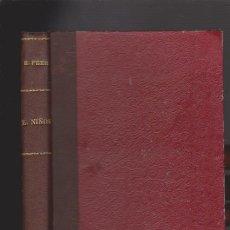 Libros antiguos: DIAGNOSTICO ENFERMEDADES NIÑOS - EDITORIAL LABOR 1932 / ILUSTRADO. Lote 49640052