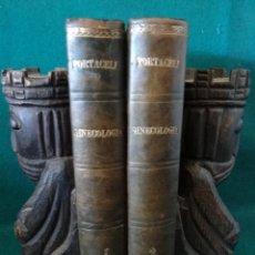Libros antiguos: TRATADO DE GINECOLOGIA. FORGUE, MASSABUAU, PORTACELI. VALENCIA 1917. ILUSTRADO. DOS TOMOS. MEDICINA.. Lote 49955285