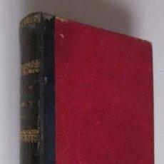 Libros antiguos: ANUARIO DE MEDICINA Y CIRUJIA - ENERO A JUNIO DE 1888. Lote 49982197