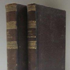 Libros antiguos: MANUAL DE PATOLOGIA Y DE CLINICA QUIRURGICAS - 2 TOMOS - AÑO 1870. Lote 50039898