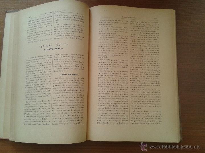 Libros antiguos: FORMULARIO DE MEDICAMENTOS MODERNOS TOMO SEGUNDO 1900 UNAS 500 PAGINAS - Foto 4 - 50106828