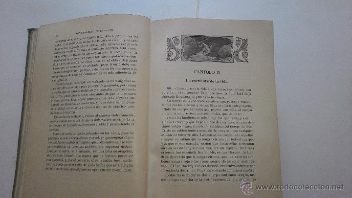 Libros antiguos: LIBRO GUIA PRACTICA DE LA SALUD - Foto 3 - 61079062