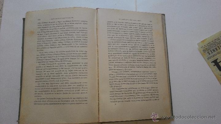 Libros antiguos: LIBRO GUIA PRACTICA DE LA SALUD - Foto 6 - 61079062