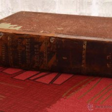 Libros antiguos: TRATADO DE TERAPEUTICA Y MATERIA MEDICA. TROUSSEAU, 1872?. Lote 50320980