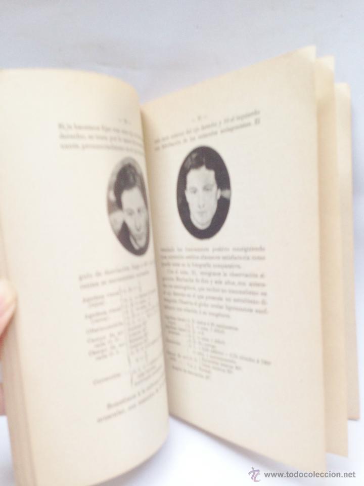 Libros antiguos: NUEVO TRATAMIENTO QUIRURGICO DEL ESTRABISMO ·· DR. B. CASTRESANA ·· 1919 ·· - Foto 5 - 50425019