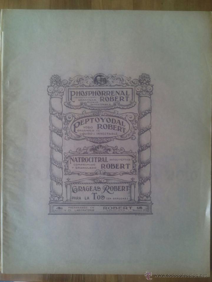 ANALS DE L'HOSPITAL DE LA STA. CREU I S. PAU DE / Nº 1 / BARCELONA 15 GENER 1932 (Libros Antiguos, Raros y Curiosos - Ciencias, Manuales y Oficios - Medicina, Farmacia y Salud)