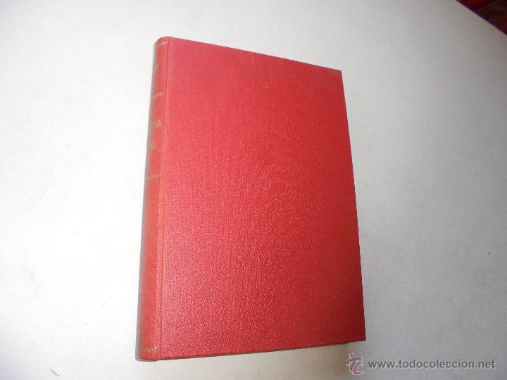 Libros antiguos: ELEMENTOS DE FISIOLOGÍA GENERAL J. MORROS SARDÁ-1931-MADRID-PRÓLOGO: G. MARAÑÓN - Foto 2 - 50518008