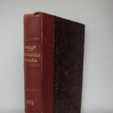 Libros antiguos: TRATADO DE ANGIOLOGIA HUMANA. FRANCISCO MILLAN Y GUILLEN. 1891. Lote 50584746