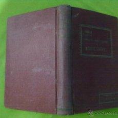 Libros antiguos: ABELLA MANUAL FACULTATIVOS TITULARES Y MEDICOS FORENSES MADRID 1934. Lote 50648581