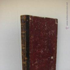 Libros antiguos: TRATADO DEL CARCINOMA ANGULAR EN LOS SOLÍPEDOS Y DE SUS MEDIOS CURATIVOS. L.V. DELWART ZARAGOZA 1864. Lote 51225509