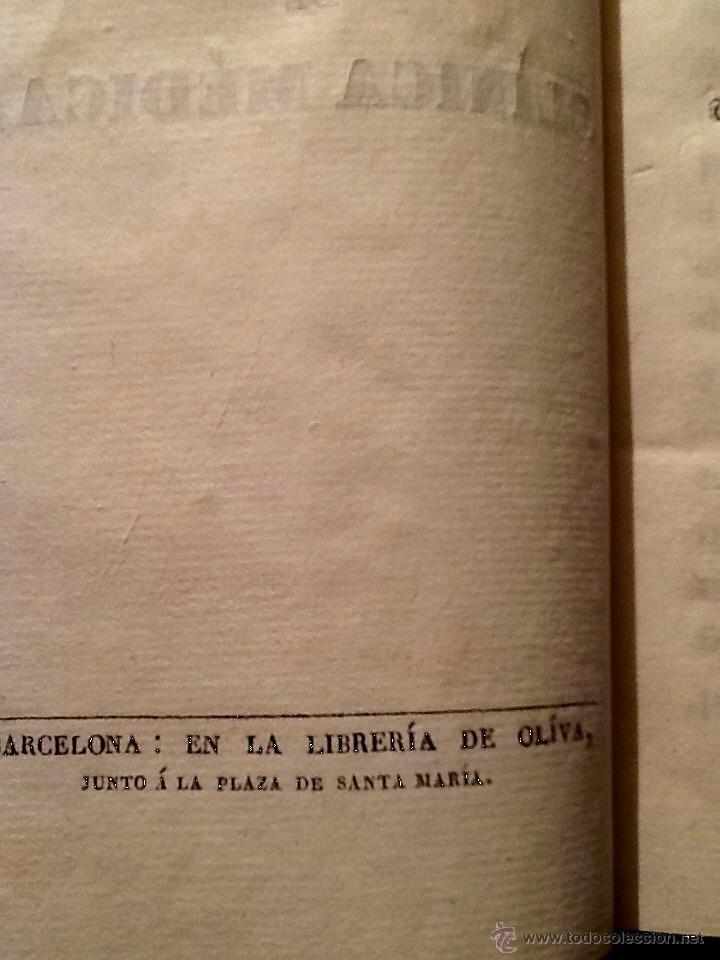 Libros antiguos: COMPENDIO DE CLINICA MEDICA. 1827 - Foto 2 - 52488593